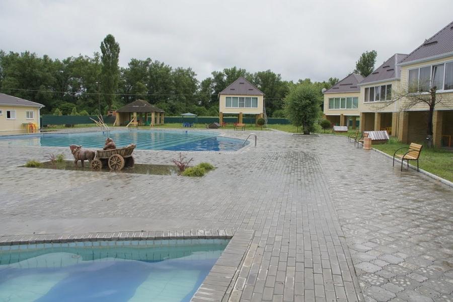 База отдыха Хуторок Мостовской