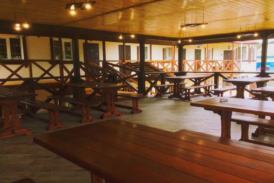 Гостевой дом «Гуама» в Гуамке
