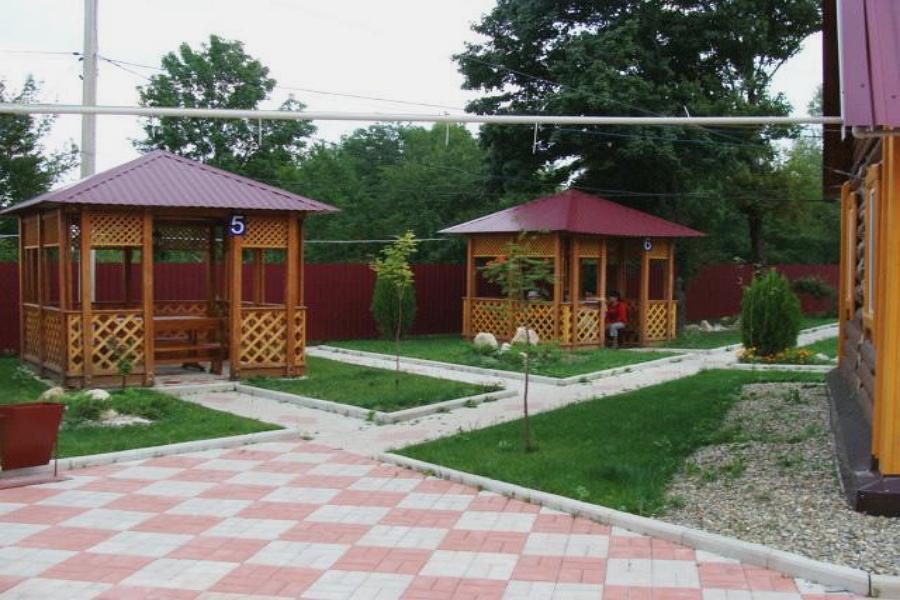 Гостевой дом «Теремок» в Гуамке