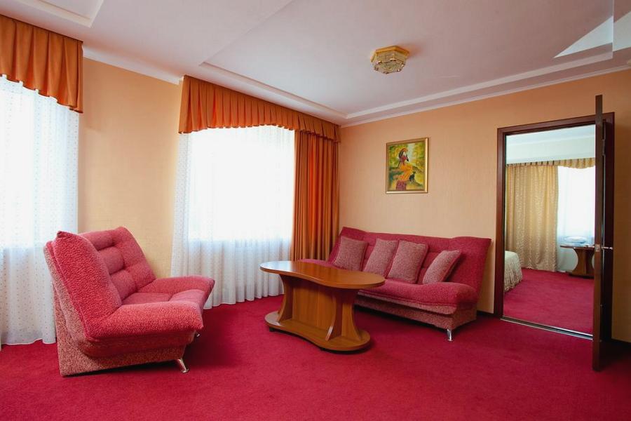 Отель «Гуамка»