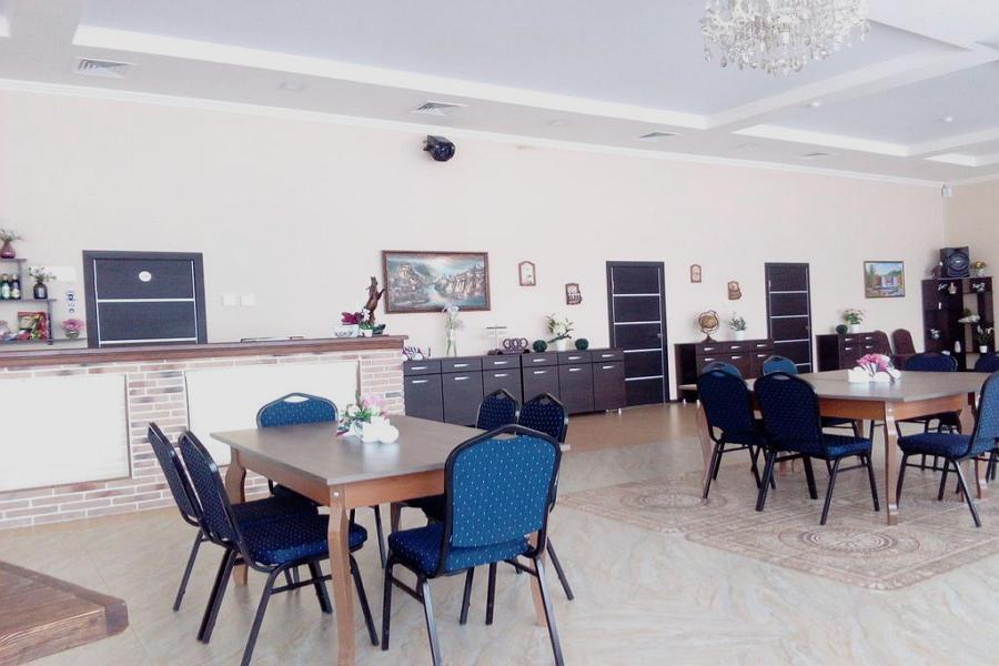 Отель «Добрыня» в Гуамке