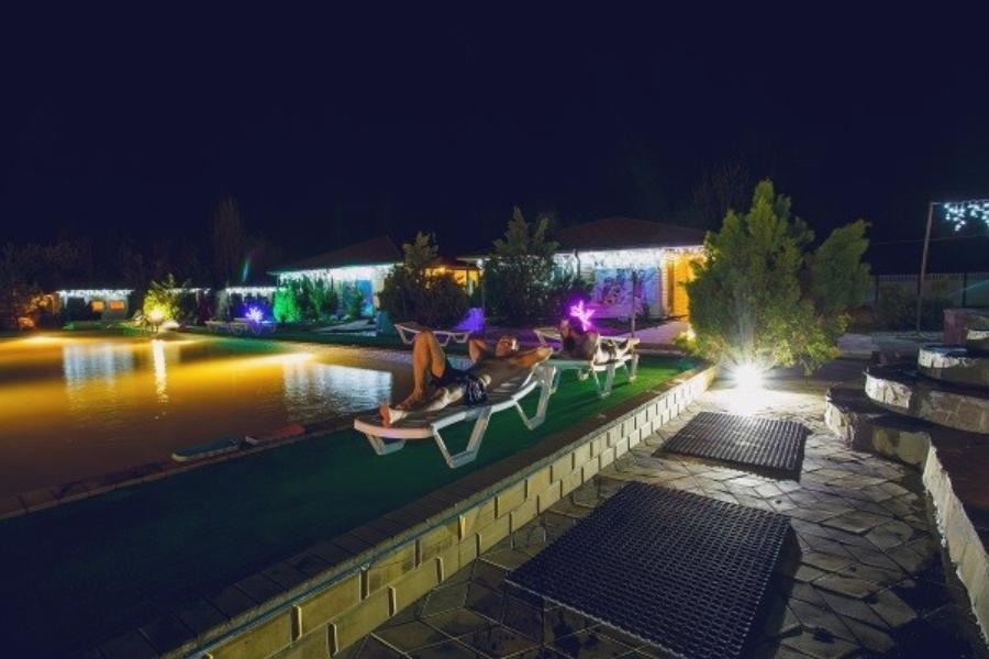 База отдыха «Белые ночи» в Тульском