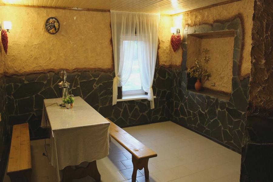 Отель «Кедровый бор» в Цветочном