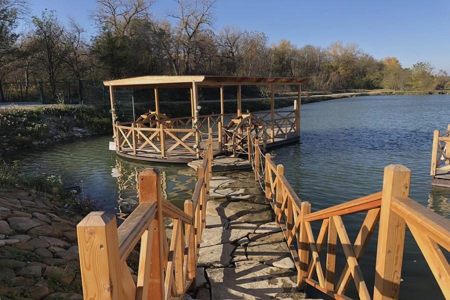 База отдыха «Аква-Вита» в Мостовском