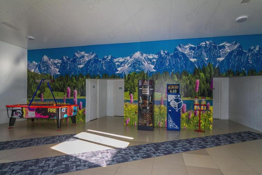 База отдыха «Изумруд» в Мостовском