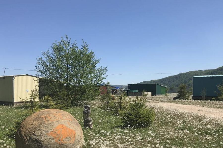 База отдыха «Телец» в ст. Бесленеевской