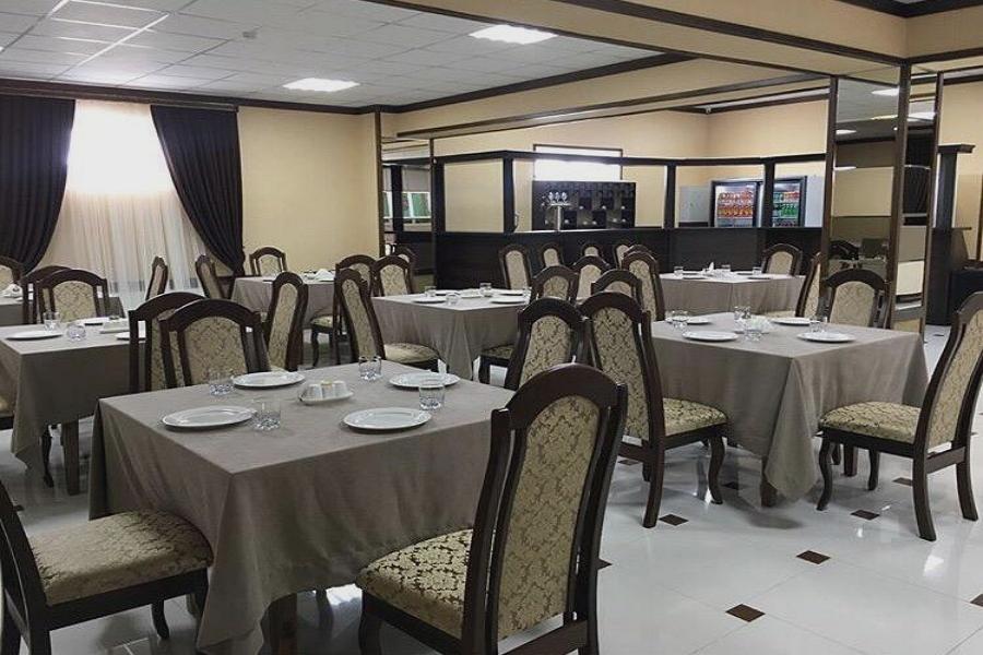 Отель «Гедуко» в Кишпеке