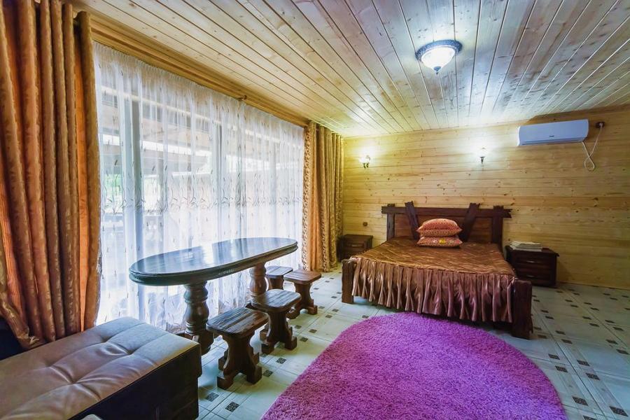 Отель «Горные забавы» в Даховской