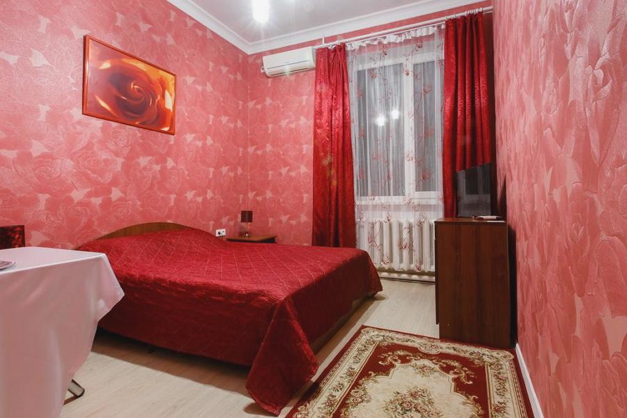 Отель «Звездный» в Лабинске