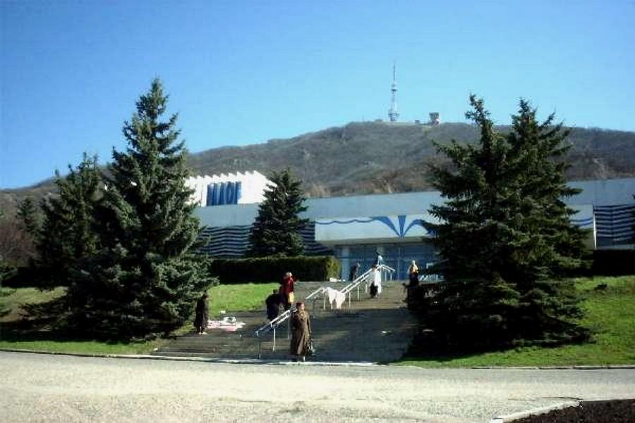 Радоновая Верхняя лечебница, Пятигорск