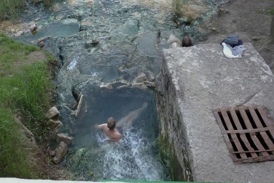 Термальные источники Пятигорска